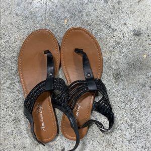 AEO Sandals - BDAND NEW w/o TAGS